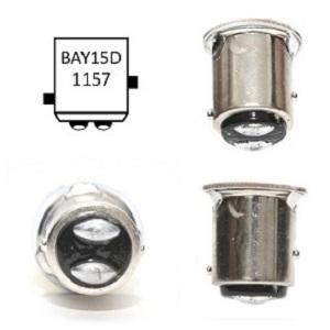 BAY15D 1157 Bajonet LED Lamp 15mm lampfitting