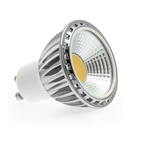 GU10 LED Spot, 12V, 24V LED, 5Watt 2700kelvin dimmen