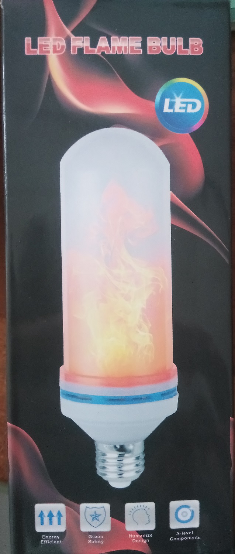 LED Flame Bulb E27 vlammen led lamp