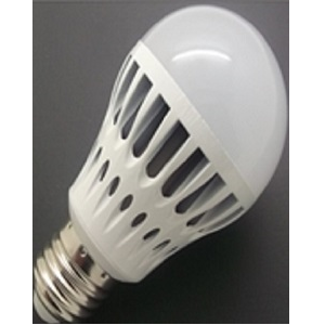 ODF-E27 G60, 6.5W LED 2700-3000Kelvin white glass