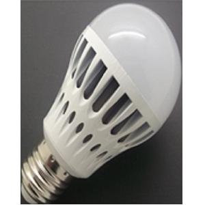 ODF-E27 G60, 6.5W LED 2700-3000Kelvin wit glas