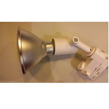PAR led lamp, 1 fase, 2 fase, 3 fase spot railsysteem verlichting